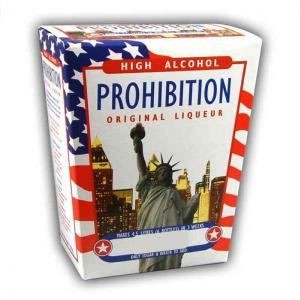 Prohibition Original Liqueur