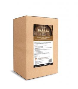 Still Spirits Barrel 674 Single Malt Whiskey Distillery Kit