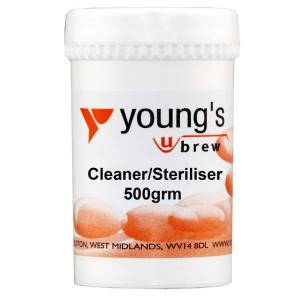 Youngs Steriliser and Cleaner