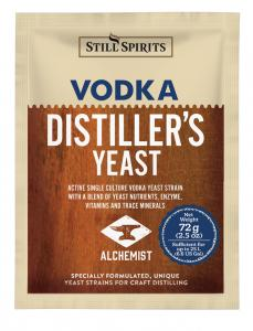Still Spirits Distillers yeasts