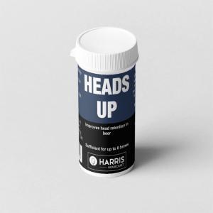 Harris Heads Up