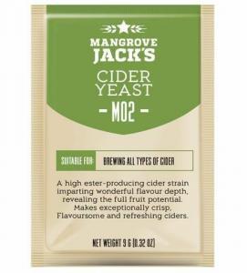 Mangrove Jacks M02 Cider Yeast