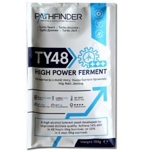 Pathfinder TY48 Turbo Yeast