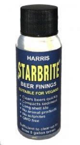 Harris Starbrite Veganfriendly Beer and Cider Finings